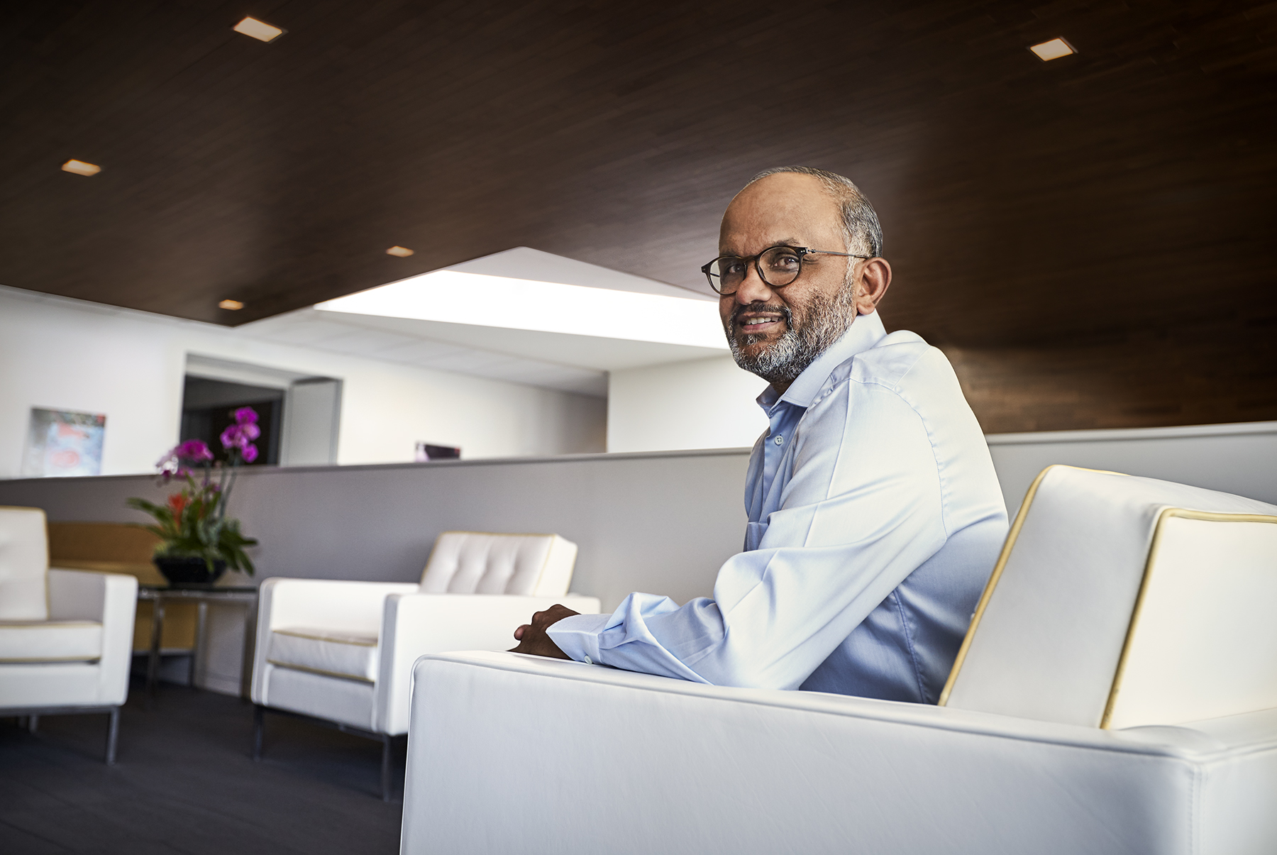 Adobe Executive Portraits