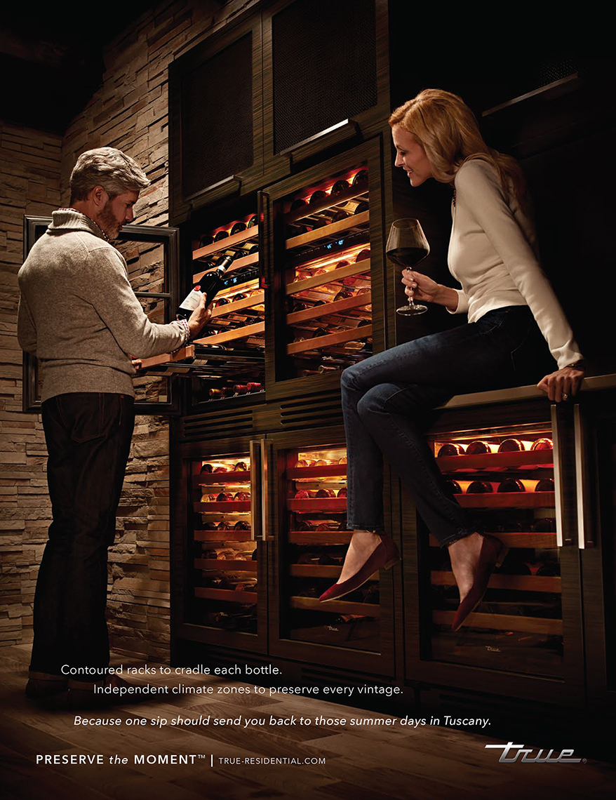 True Refrigeration / Wine Room