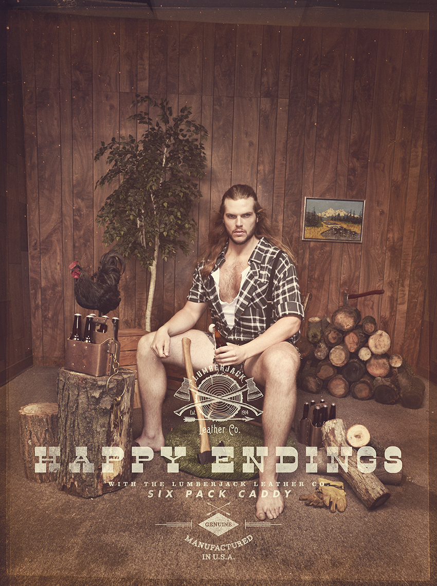 "LUMBERJACK LEATHER CO. - ""Happy Endings"""