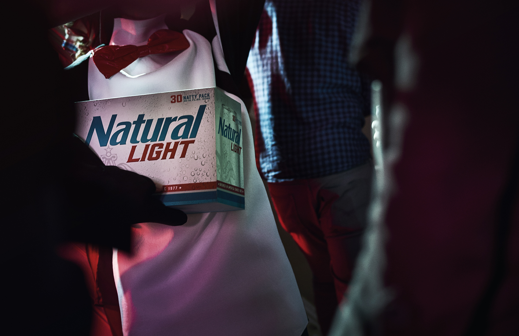 Natural Light Advertising Campaing 2016/17